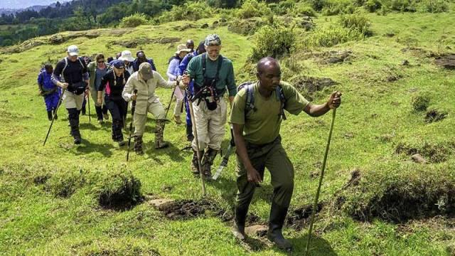 3 Days Mount Sabinyo Hiking safari tour