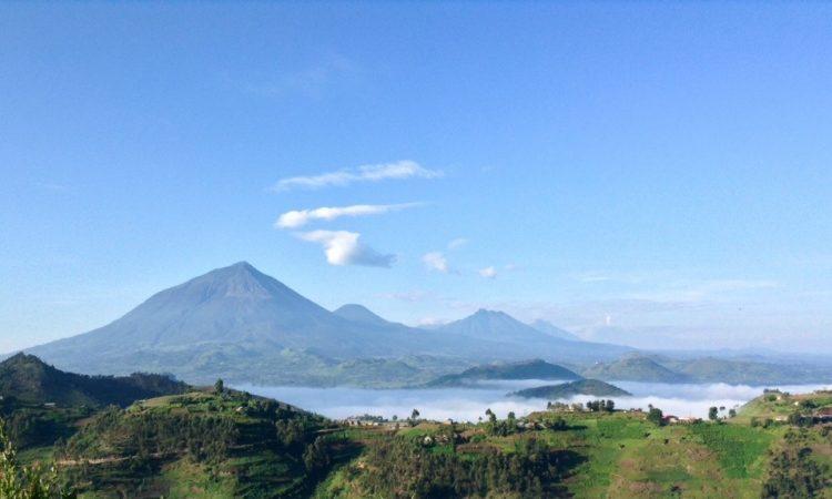 Mountain Muhabura hiking experience in Uganda and Rwanda